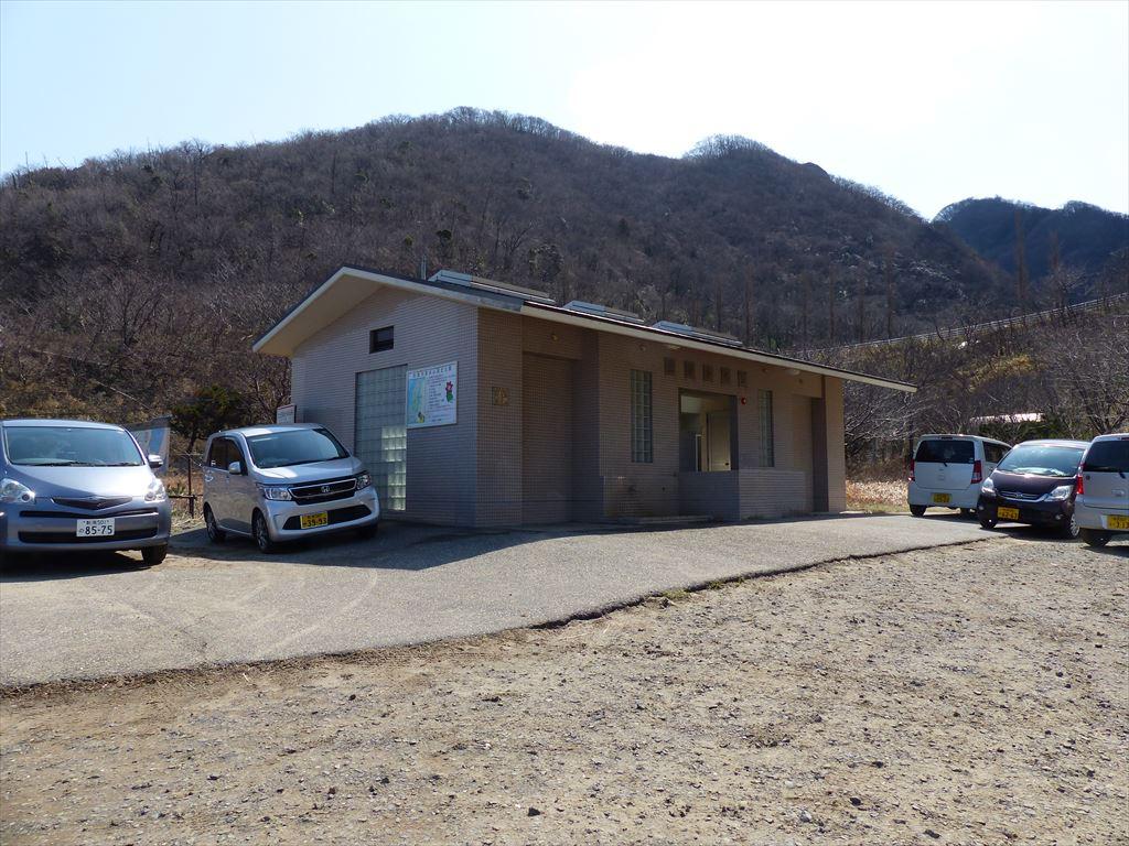 角田浜トイレ