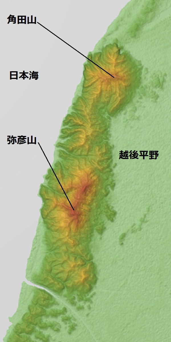 Yahiko_Mountains_Relief_Map,_SRTM-1