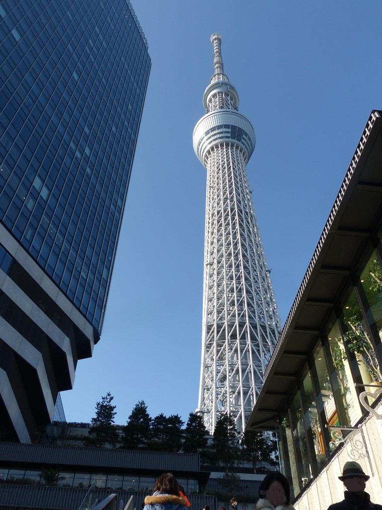 東京スカイツリー押上駅