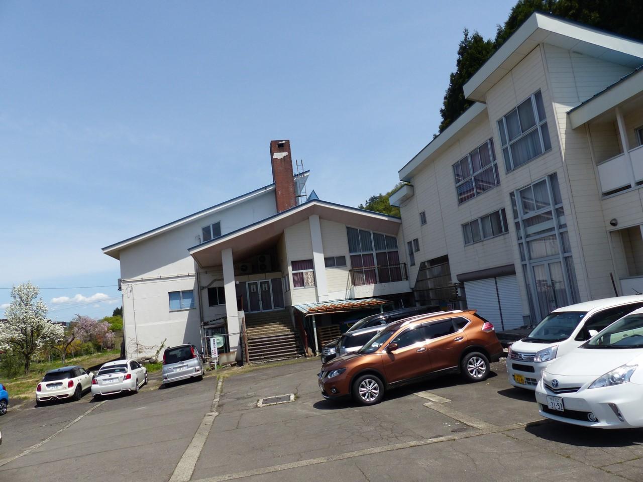 坂戸山駐車場旧深谷市山の家
